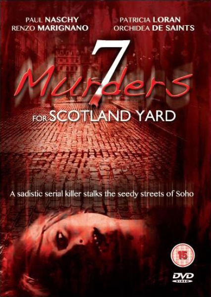 7 Murders for Scotland Yard