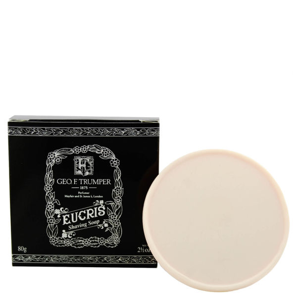 Trumpers Eucris Hard Shaving Soap Refill - 80 g