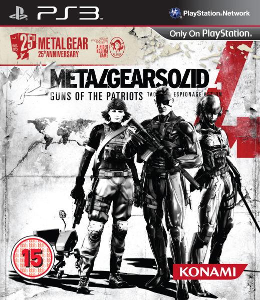 metal gear 25th anniversary website