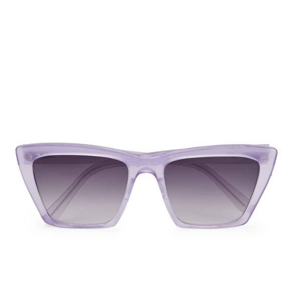 Prism Women's Sydney Wayfarer Sunglasses - Lilac