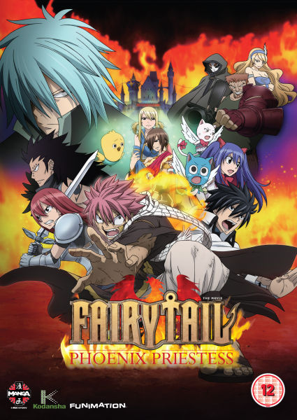 Fairy Tail The Movie: Phoenix Priestess