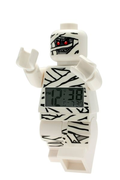 lego monster fighters mummy alarm clock image 2 - Lego Monstre