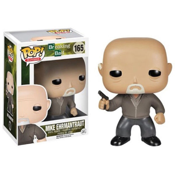 Breaking Bad Mike Ehrmantraut Pop! Vinyl Figure