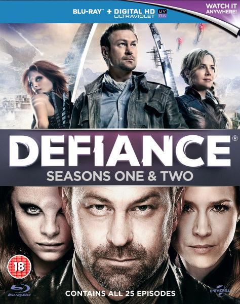Defiance Saison 1 & 2
