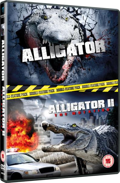 Alligator 2 The Mutation Dvd Zavvi