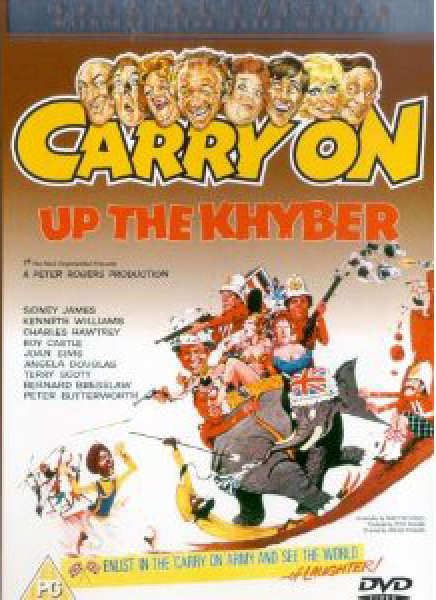 Carry On Up The Khyber (Special Edition)