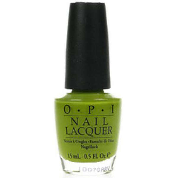 OPI Nail Varnish - Who the Shrek are you? 15ml