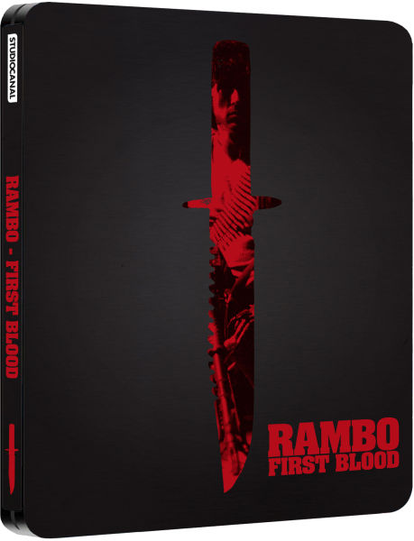 Rambo: First Blood - Zavvi Exclusive Limited Edition Steelbook (UK EDITION)