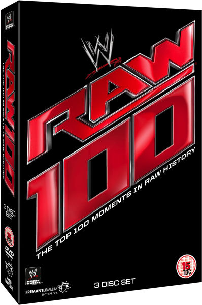 WWE: Top 100 Raw Moments