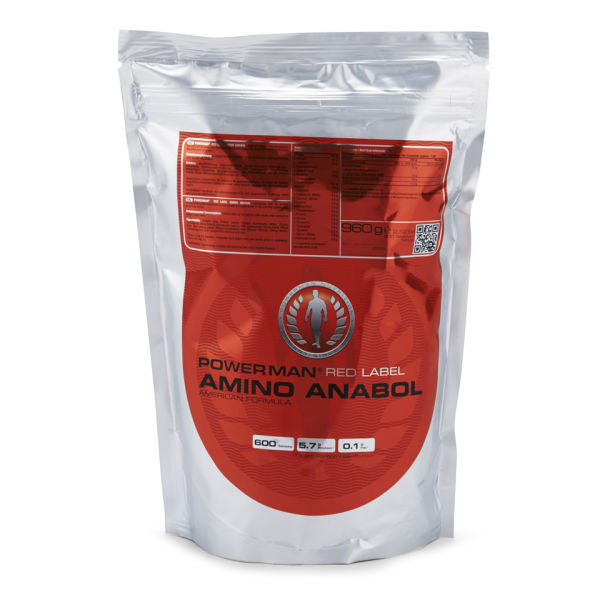 PowerMan Red Label Aminocomp