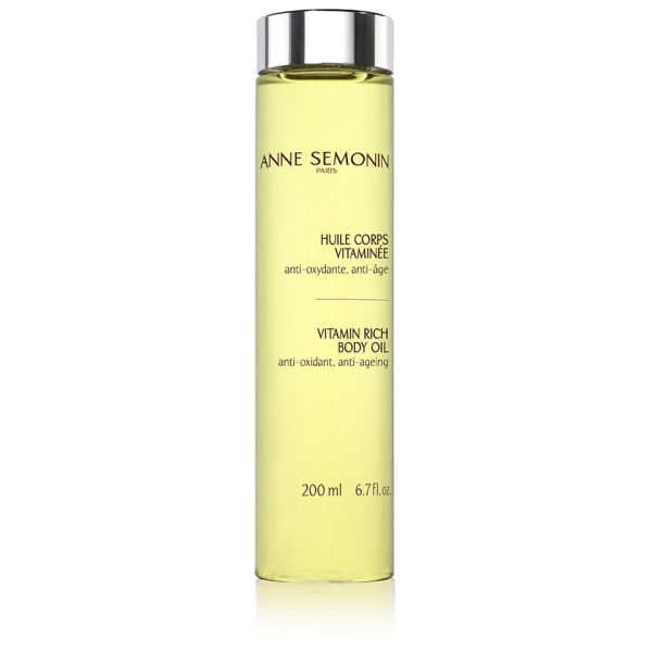 Anne Semonin Vitamin Rich Body Oil (200ml)