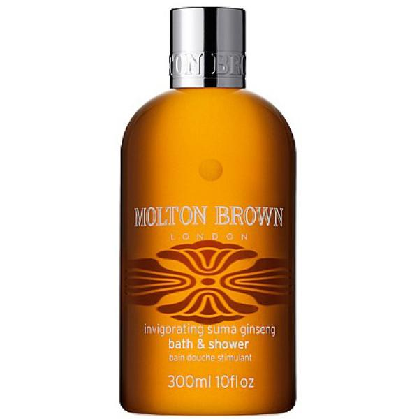 Molton Brown Invigorating Suma Ginseng Bath & Shower 300ml ...
