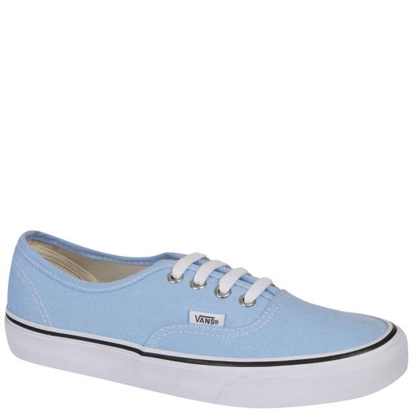 Vans Authentic Canvas Trainer - Placid Blue/True White