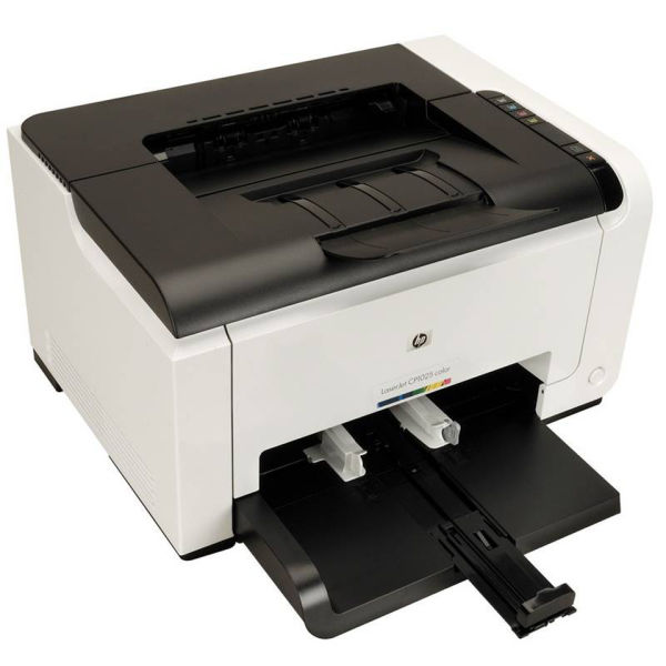 hp laserjet pro cp1025 stampante colour laser printer iwoot. Black Bedroom Furniture Sets. Home Design Ideas