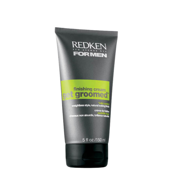 Crema de acabado fijación ligera REDKEN FOR MEN GET GROOMED (150ml)