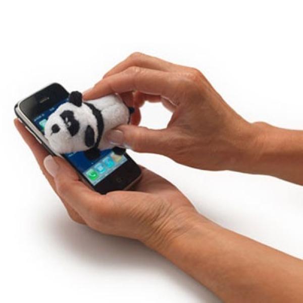 Dusty Pup Phone Screen Cleaner - Panda Gifts | TheHut.com