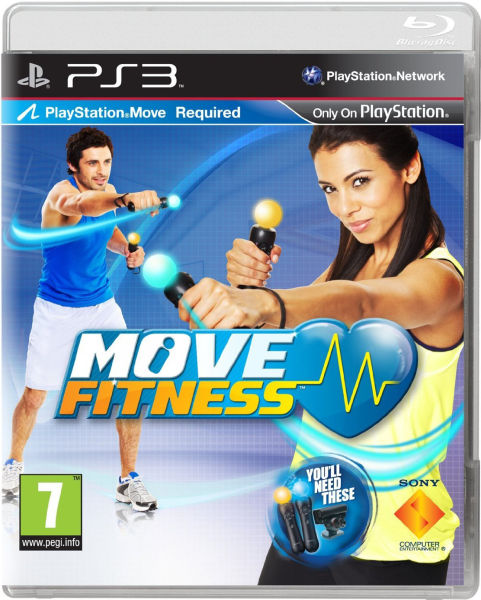 playstation move move fitness ps3. Black Bedroom Furniture Sets. Home Design Ideas