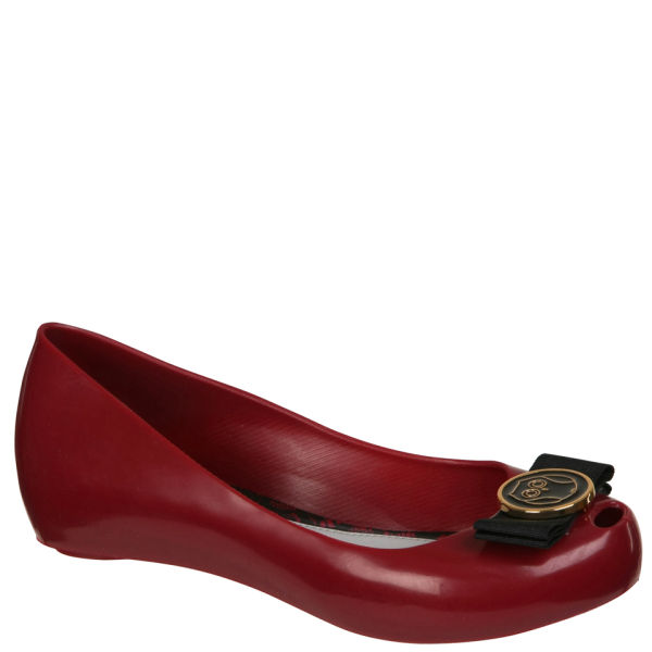 Melissa Women's x Jason Wu Ultragirl II Shoes - Merlot