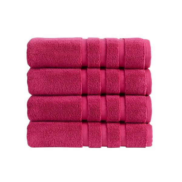 Christy Modena Towel Magenta Iwoot