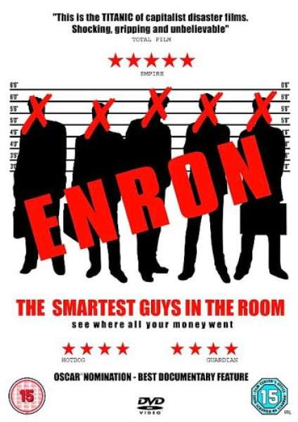 Enron The Smartest Guys In The Room Book