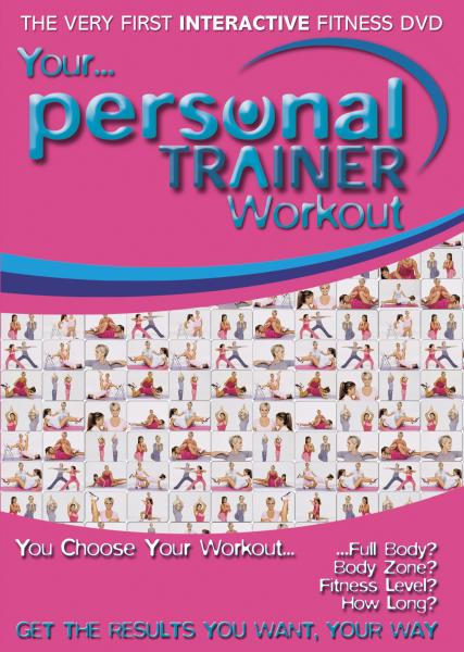 Your... Personal Trainer Workout [Interactive Fitness Dvd]