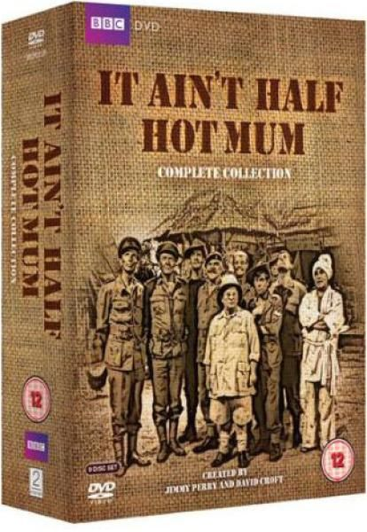 It Aint Half Hot Mum: Series 1-8 (Boxset)