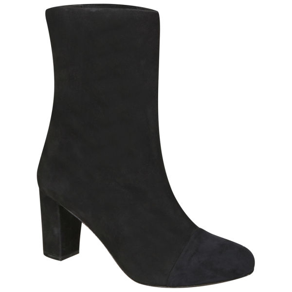 See By Chloé Women's 60s Style Heeled Boots - Black