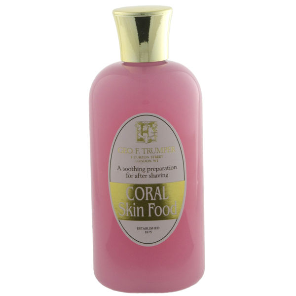Geo. F. Trumper Trumpers Coral Skin Food - 6.8oz Travel