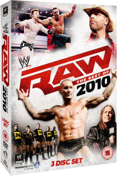 WWE: RAW - The Best of 2010