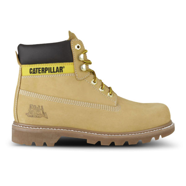 Caterpillar Men's Colorado Leather/Suede Boots - Honey