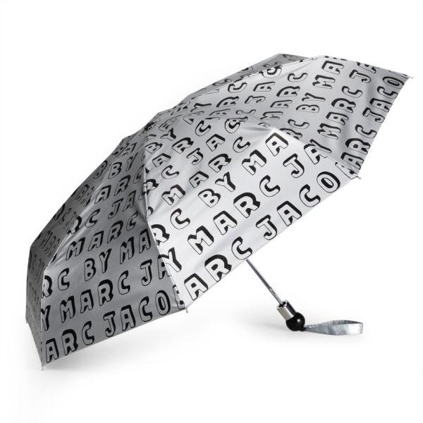 Marc by Marc Jacobs Dynamite Logo Umbrella - Black Multi