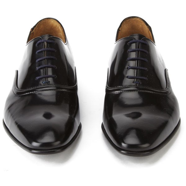 paul smith shoes s starling leather shoes black high