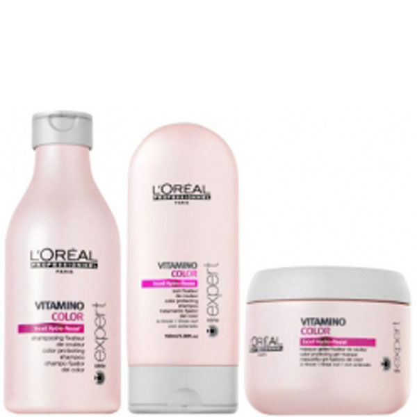 loral professionnel srie expert vitamino colour pack 3 products image 1 - L Oreal Vitamino Color
