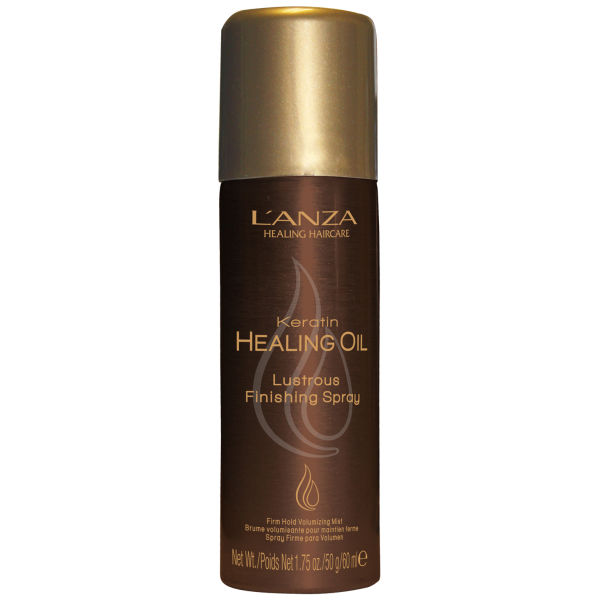 L'Anza Keratin Healing Oil Lustrous Finishing Spray (60ml)