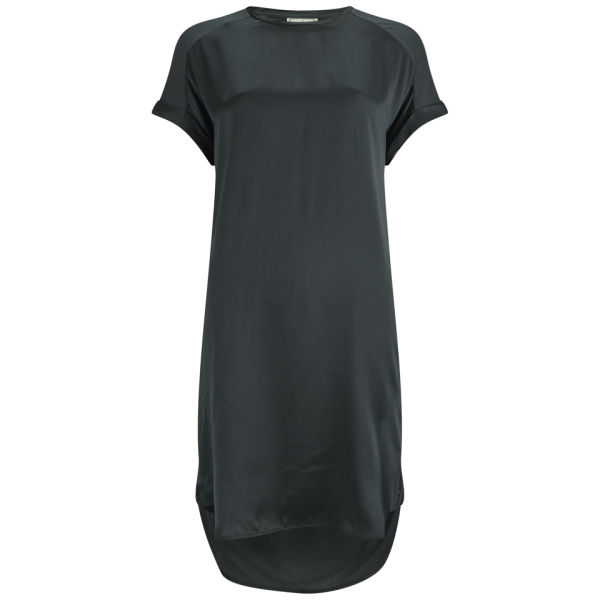 By Malene Birger Women's Harmonise T-Shirt Dress - Carbon