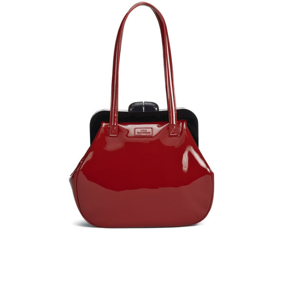Lulu Guinness Women's Mid Pollyanna Tote Bag - Red