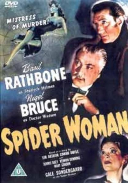 Sherlock Holmes - Spider Woman