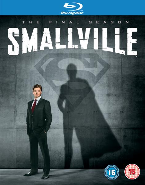 smallville season  blu ray zavvicom