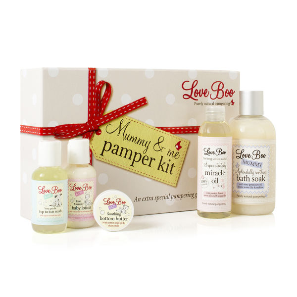 Mummy & Me Pamper kit de Love Boo (5 productos)