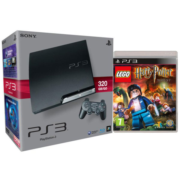 Lego Games For Ps3 : Playstation ps slim gb console bundle includes
