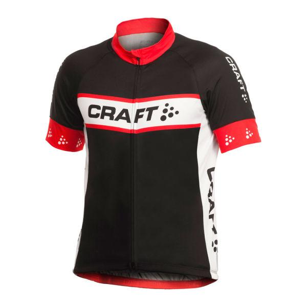Craft active bike logo cycling jersey probikekit uk for Craft mountain bike clothing