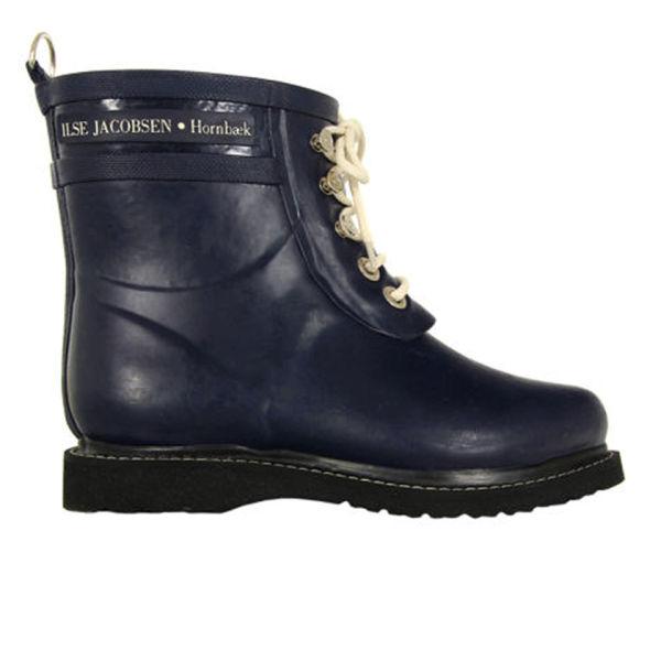 Ilse Jacobsen Women's Rub 2 Boots - Indigo
