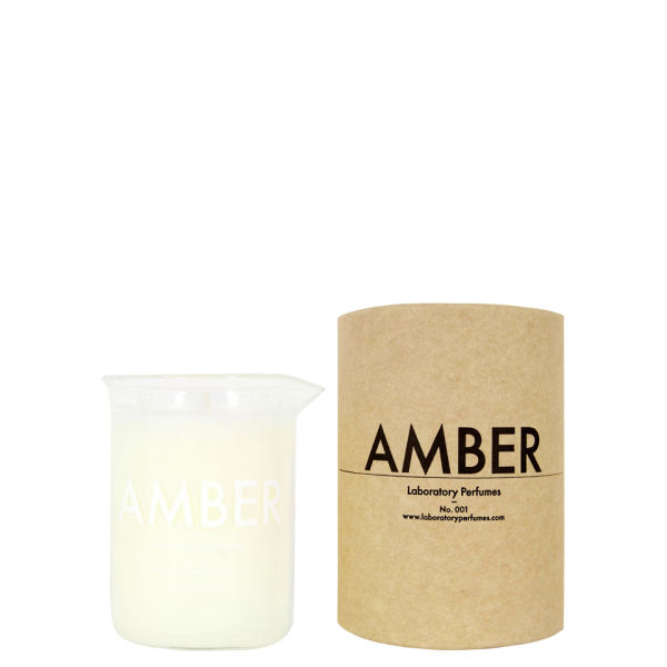 Laboratory Perfumes Women's No.001 Candle - Amber