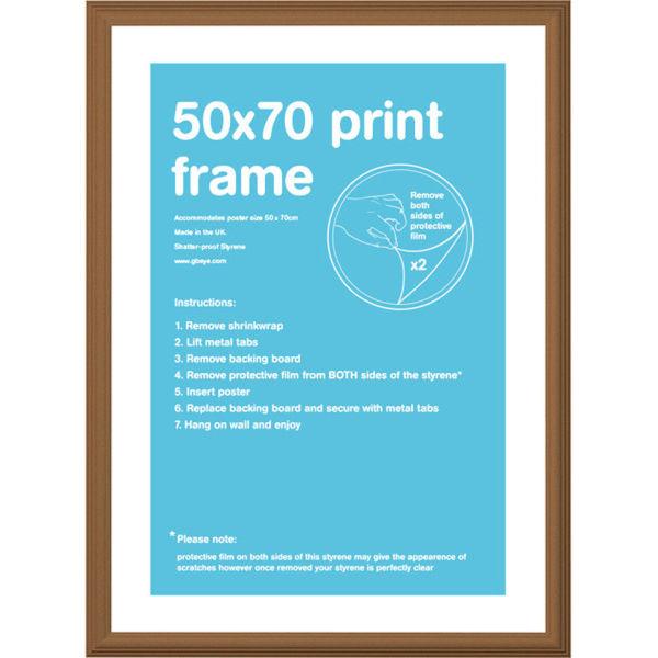 Pine Frame 50 x 70cm