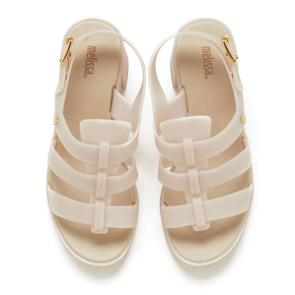 b1a15fbb6c3c Melissa Women s Flox High Sandals - Frost  Image 2
