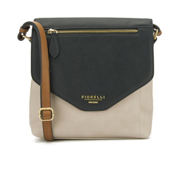 Fiorelli Women S Carey Crossbody Bag Biscuit Mix Image 1