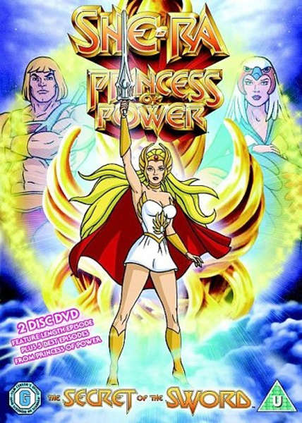 She-Ra - The Secret Of The Sword