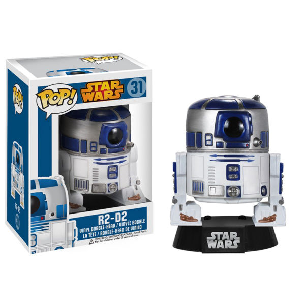 Star Wars - R2-D2 - Pop! Vinyl Figure