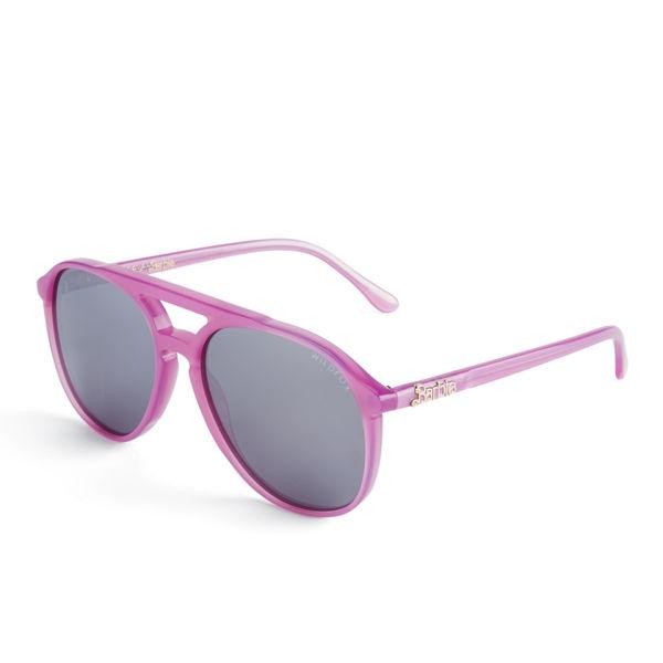Wildfox Women S Skipper Barbie Sunglasses Pink Free Uk