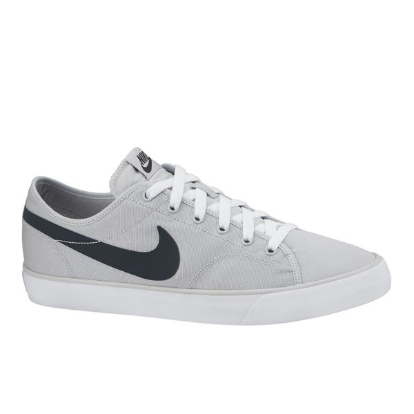 Nike Primo Court Trainers - Grey: Image 1